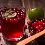 Canneberge ou cranberry