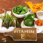 Vitamine E  tocophérols