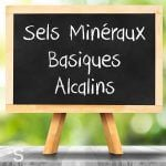 Sels minéraux basiques alcalins